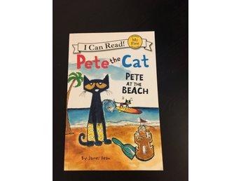 I can read - My first reading- Pete the cat