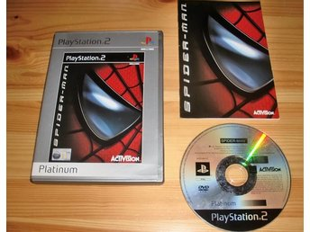 PS2: Spider-Man
