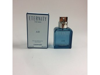 Calvin Klein, Eau de Toilette, Eternity for men, AIR , Blå