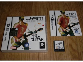 DS: Jam Sessions ★