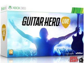 Guitar Hero Live (inkl. Gitarr) - Norrtälje - Guitar Hero Live (inkl. Gitarr) - Norrtälje