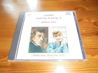 Chopin - Etudes Op. 10 and Op. 25 (NAXOS)