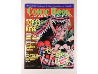 Comic Book Marketplace No. 22 1995