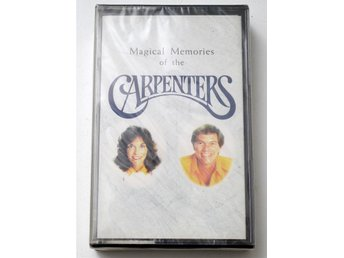 The Carpenters / Look To Your Dreams - At The End Of A Song 2-låtars kassettband - Enskede - The Carpenters / Look To Your Dreams - At The End Of A Song 2-låtars kassettband - Enskede