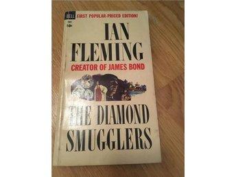 Ian Fleming Diamond Smugglers - Eslöv - Ian Fleming Diamond Smugglers - Eslöv