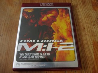 MISSION: IMPOSSIBLE 2 (HD DVD)