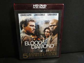 BLOOD DIAMOND (HD DVD)