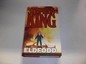 Eldfödd - Stephen King
