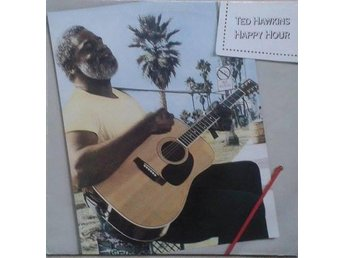 Ted Hawkins title* Happy Hour* Electric Blues UK LP - Hägersten - Ted Hawkins title* Happy Hour* Electric Blues UK LP - Hägersten