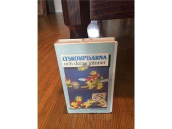 VHS Lyskompisarna och deras vänner - Hisings Backa - VHS Lyskompisarna och deras vänner - Hisings Backa