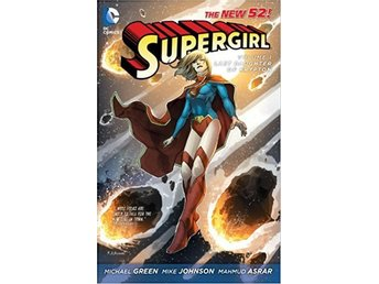 Supergirl Vol. 1 Last Daughter of Krypton (The New 52) TP NY