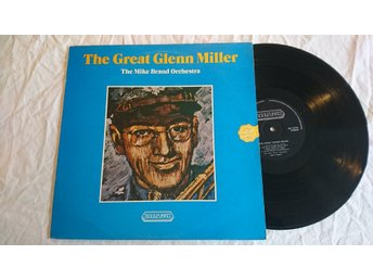 The Mike Brand Orchestra - The Great Glenn Miller