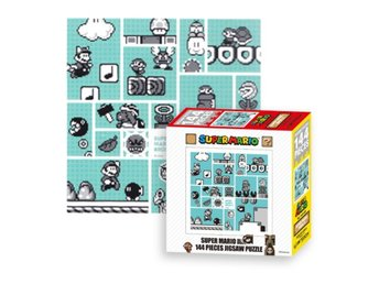 Super Mario Bros. 30th Anniversary Blue Puzzle