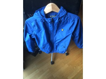 Lyle & scott junior (10/11years)  jacka blå