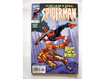 US Marvel - Amazing Spiderman vol 2 # 7 - VG