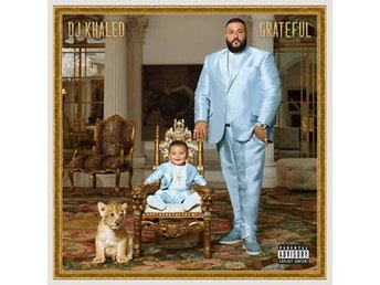 DJ Khaled: Grateful 2017 (2 CD)