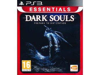 Dark Souls Prepare to Die Ess (PS3)