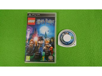 Lego Harry Potter Years 1-4 Psp Playstation Portable Playstation Portable PSP
