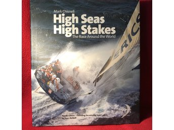 High Seas. High stakes. The race around the World. CD-skiva. Mark Chisnell