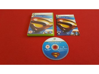 SUPERMAN RETURNS till Xbox 360