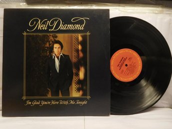 NEIL DIAMOND - I´M GLAD YOU´RE HERE WITH ME TONIGHT