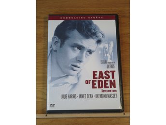 Öster om Eden East of Eden James Dean 2-disc Nyskick!