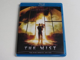 THE MIST (Blu-ray) 2-disc