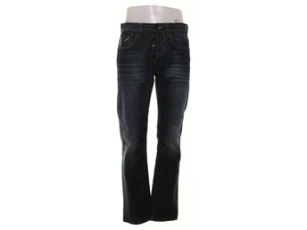 G-Star Raw Denim, Jeans, Strl: 32/34, Blå