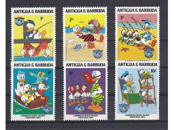 Antigua&Barbuda-Disney