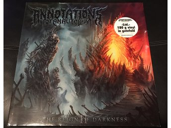 Annotations Of An Autopsy - II: The Reign Of Darkness (LP) NY - INPLASTAD