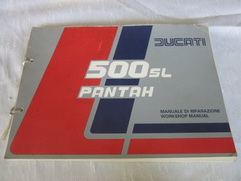 Ducati 500 SL Pantah 500SL Workshop Manual