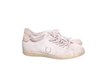 Fred Perry, Sneakers, Strl: 38, Vit