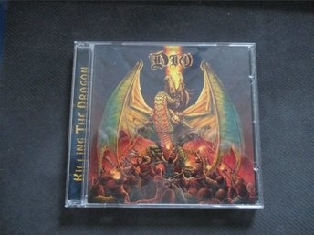 DIO - Killing The Dragon 2002 (RJD/Doug Aldrich/Jimmy Bain))