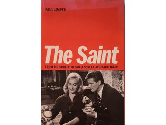 The Saint Helgonet P1800 bok