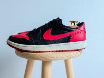 Nike Air Jordan 1 Retro Low OG Bred