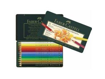färgpenna faber castell 12 färger