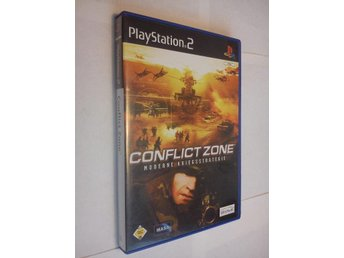 PS2: Conflict Zone - Modern War Strategy