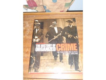 David Southwell - History Of Organized Crime - Norsjö - David Southwell - History Of Organized Crime - Norsjö