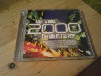 most want ed 2000 The hit of The year