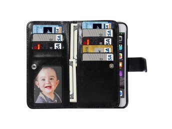 Plånboksfodral med extra kortuttag iPhone 6 Plus / 6S Plus - Kalmar - Plånboksfodral med extra kortuttag iPhone 6 Plus / 6S Plus - Kalmar