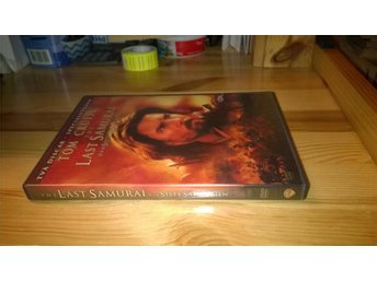 The Last Samurai  Den sista samurajen Tom Cruise DVD