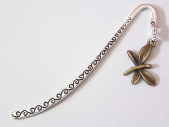 Trollslända bookmark / Dragonfly bookmark