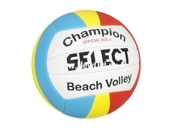 SELECT BEACH VOLLEYBOLL Size: 4 - Helt ny - Butikspris 279:-