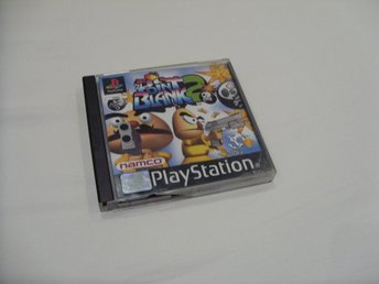 Point Blank 2 Playstation 1 PAL spel Namco