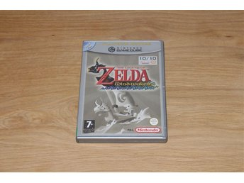 The Legend of Zelda - The Windwaker - GameCube spelskiva ( Nintendo Gamecube )