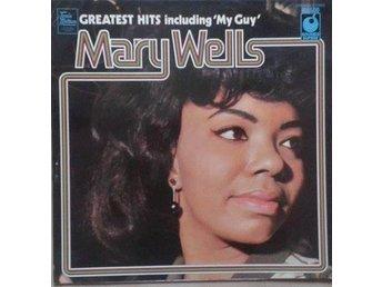 Mary Wells title* Greatest Hits* Rhythm & Blues, Soul UK LP - Hägersten - Mary Wells title* Greatest Hits* Rhythm & Blues, Soul UK LP - Hägersten