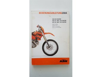KTM SX EXC MXC 250 450 525 Spare parts manual: Chassis / Ram