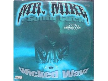 Mr. Mike title* Wicked Wayz* 90's Hip-Hop Gangsta LP US