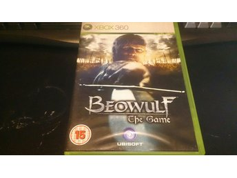 Beowulf the game XBOX 360 KOMPLETT!