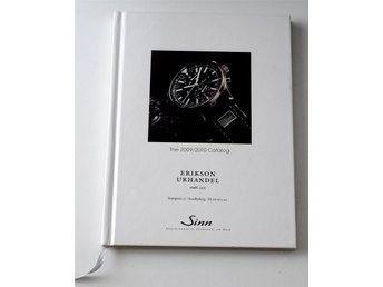 Sinn - The 2009/2010 Catalog